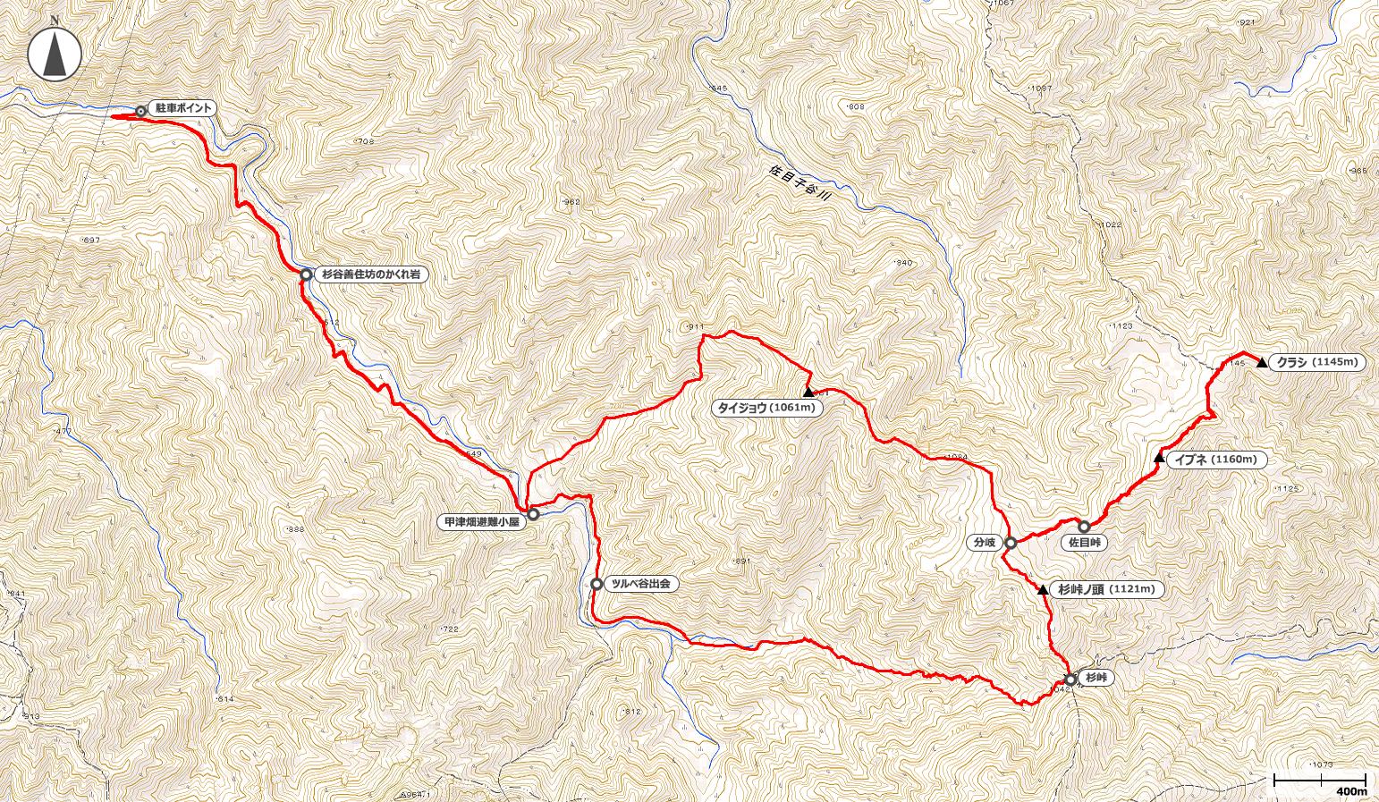 イブネ・クラシ地図