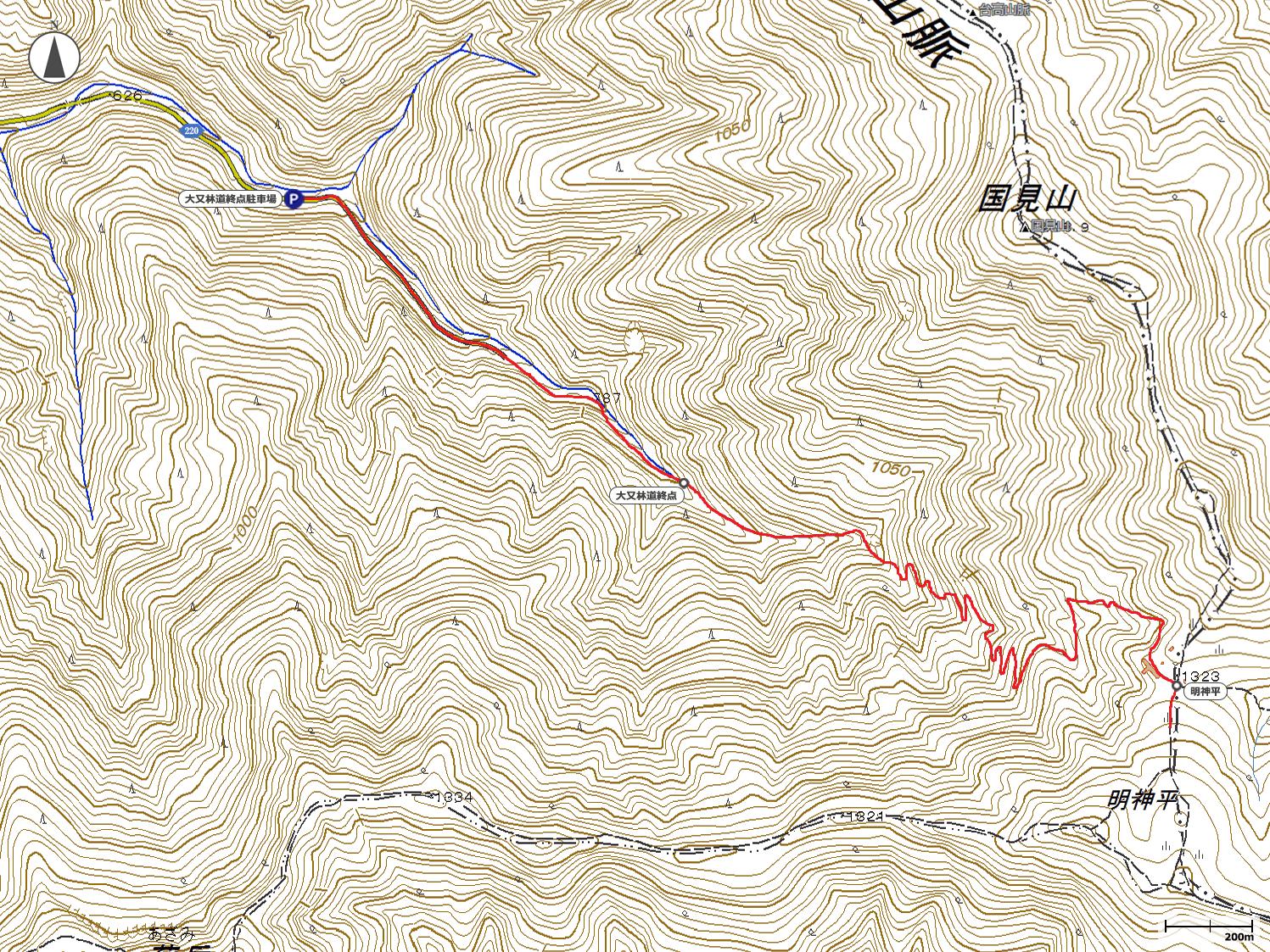 明神平地図