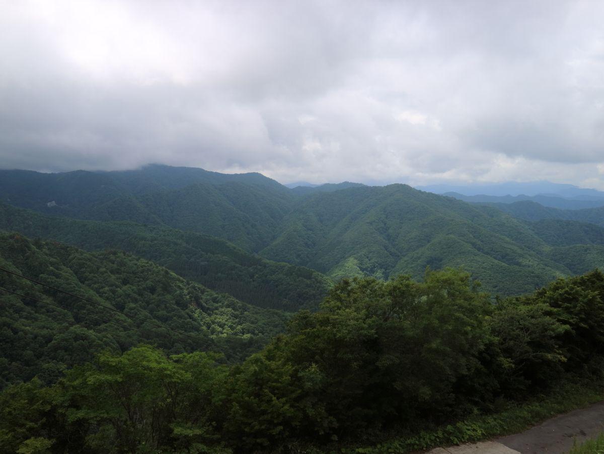 西吾妻山2